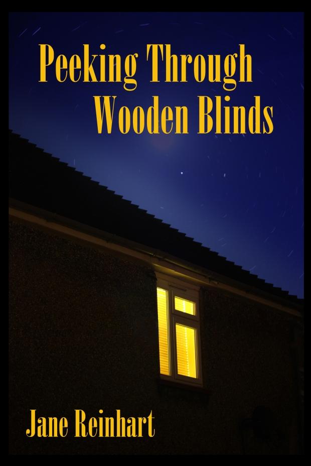 Jane Reinhart - Peeking Through Wooden Blinds - Proposed1