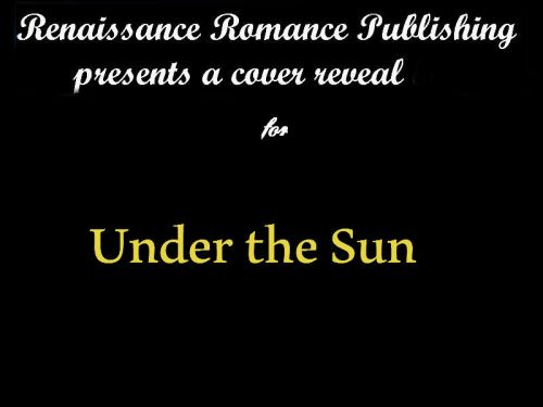 Under the Sun Cover reveal