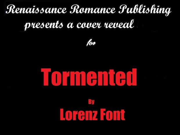 Tormented Cover Reveal