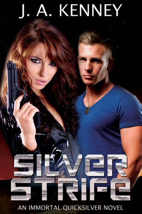 Silver Strife e-book reveal image