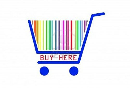 9919829-buy-here-shopping-cart