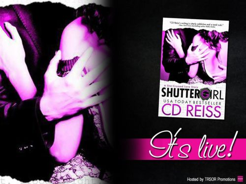 shuttergirl it's live